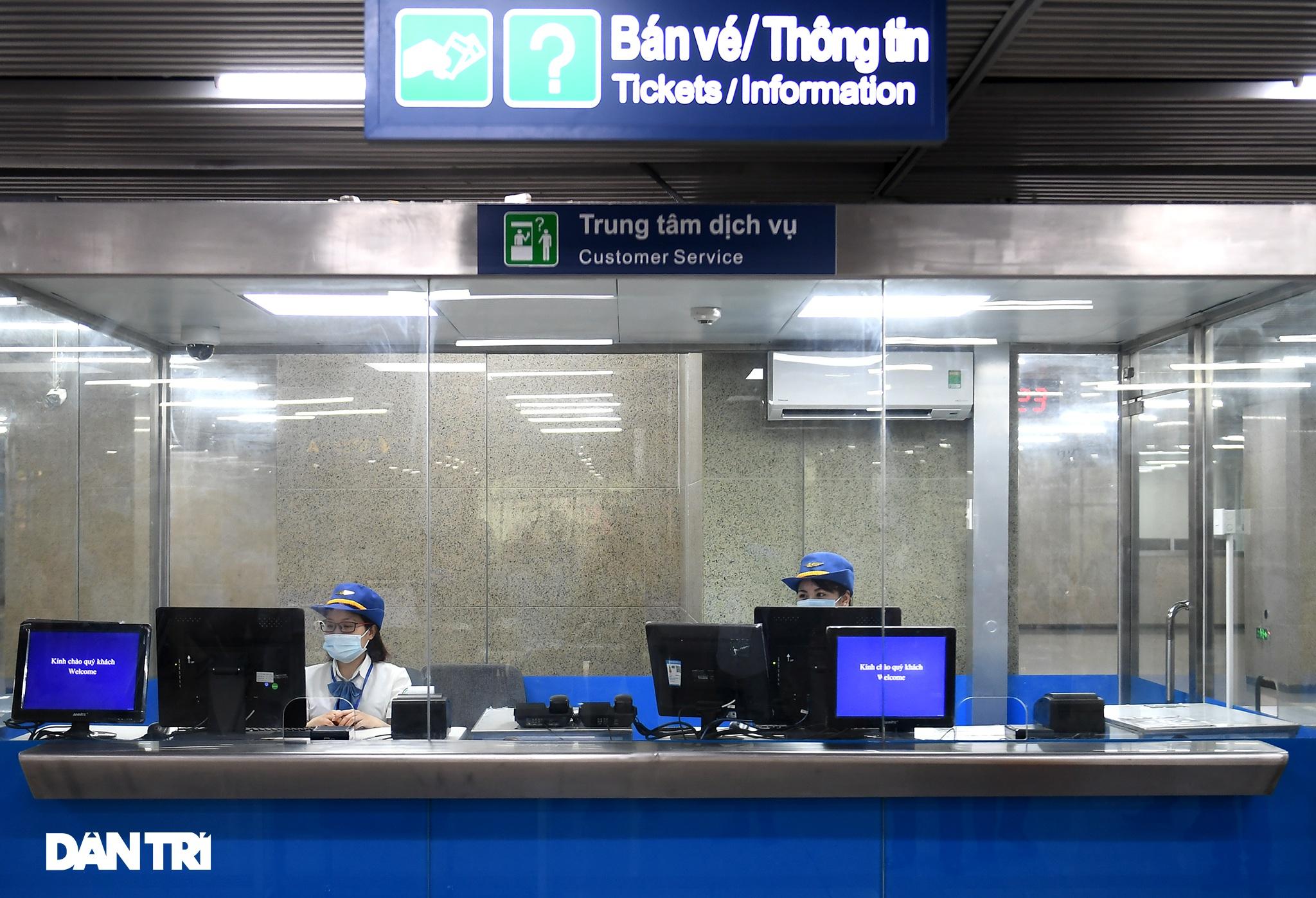 Toàn cảnh đường sắt Cát Linh - Hà Đông trong ngày chuyển giao đầu tiên - 4