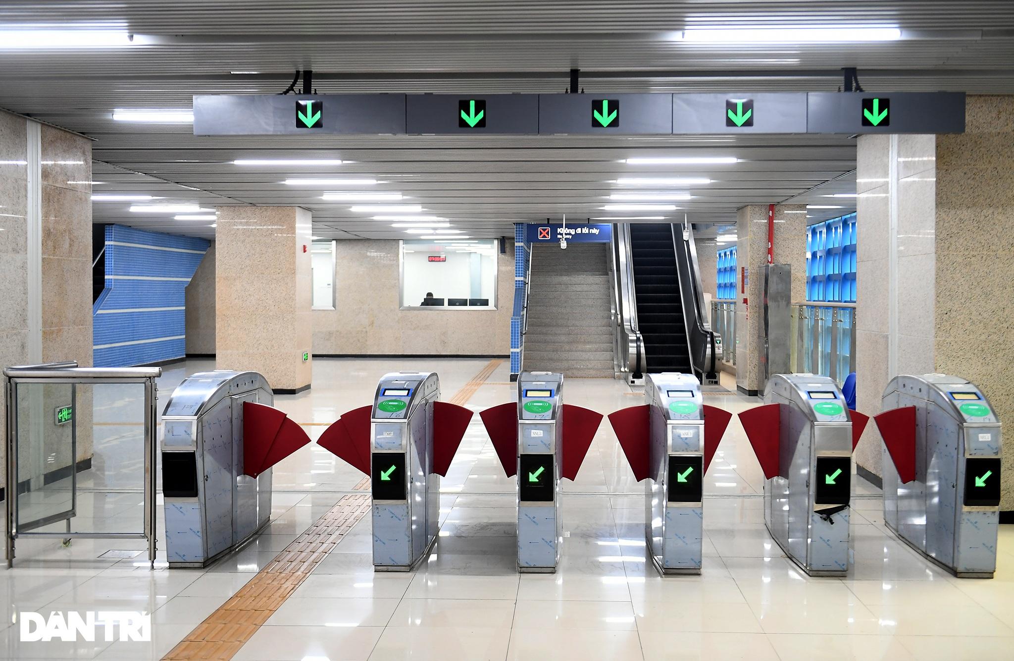 Toàn cảnh đường sắt Cát Linh - Hà Đông trong ngày chuyển giao đầu tiên - 3