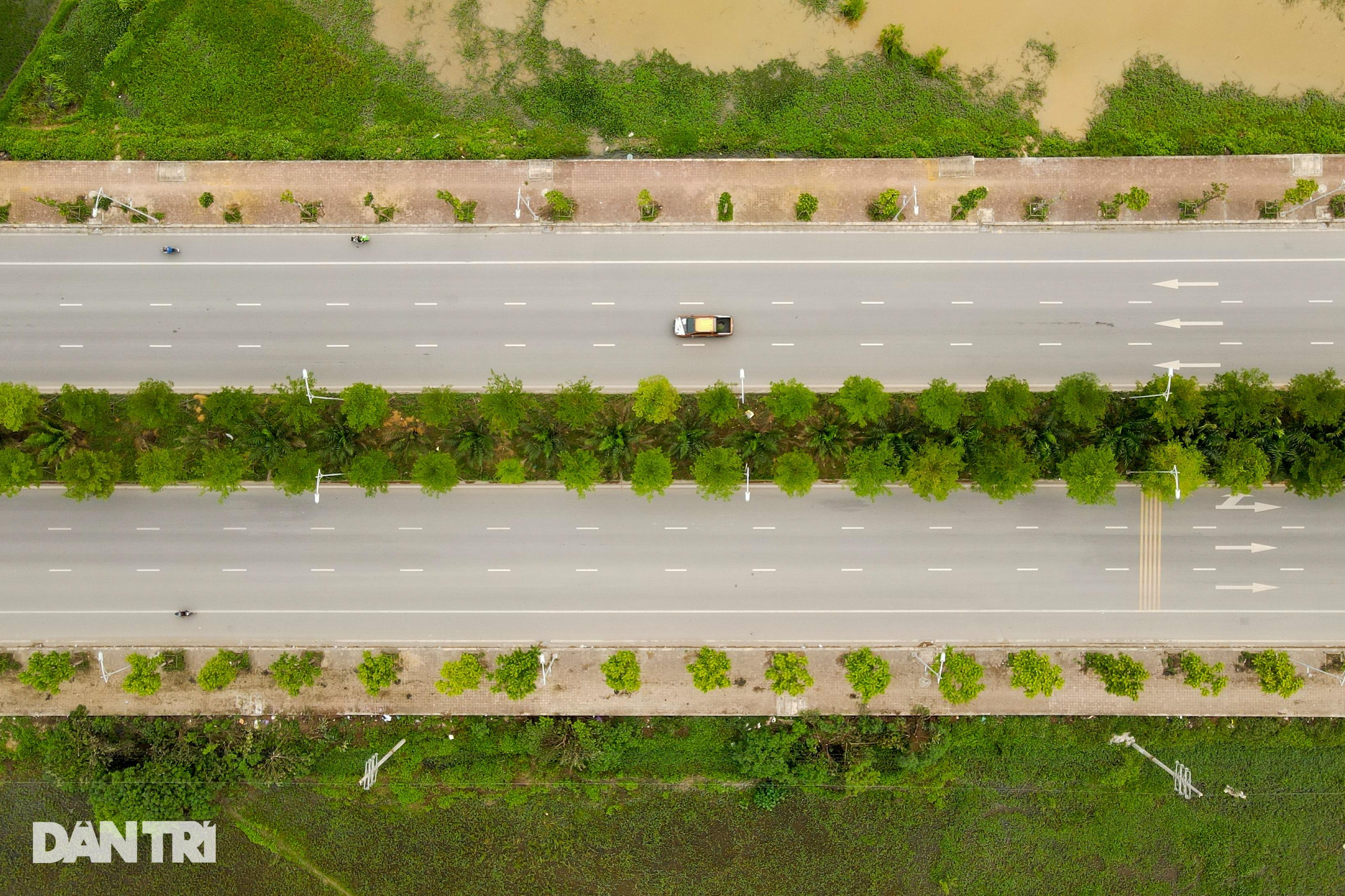 Toàn cảnh tuyến đường hơn 7.500 tỷ đồng kết nối 4 quận, huyện ở Hà Nội - 5