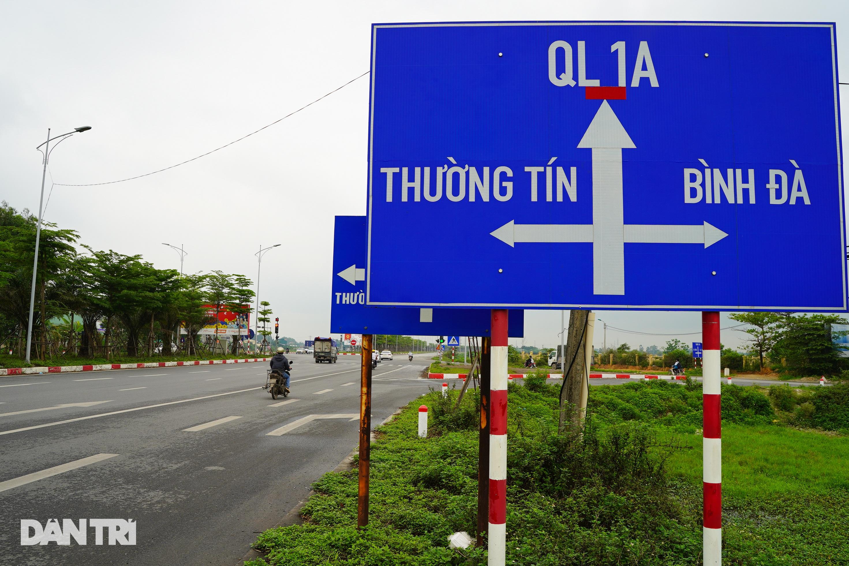 Toàn cảnh tuyến đường hơn 7.500 tỷ đồng kết nối 4 quận, huyện ở Hà Nội - 4