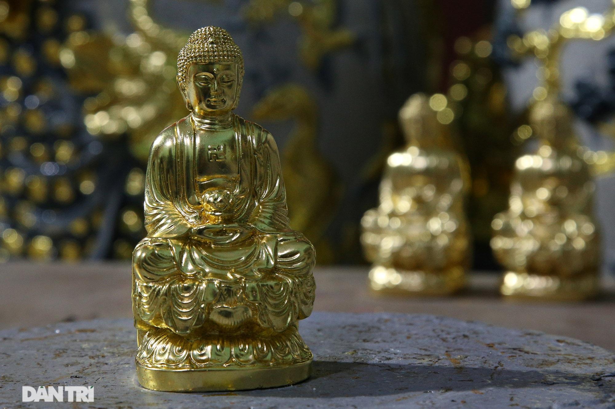 Nghề 300 năm đập vàng mỏng hơn giấy ở Hà Nội được công nhận là Di sản QG - 10