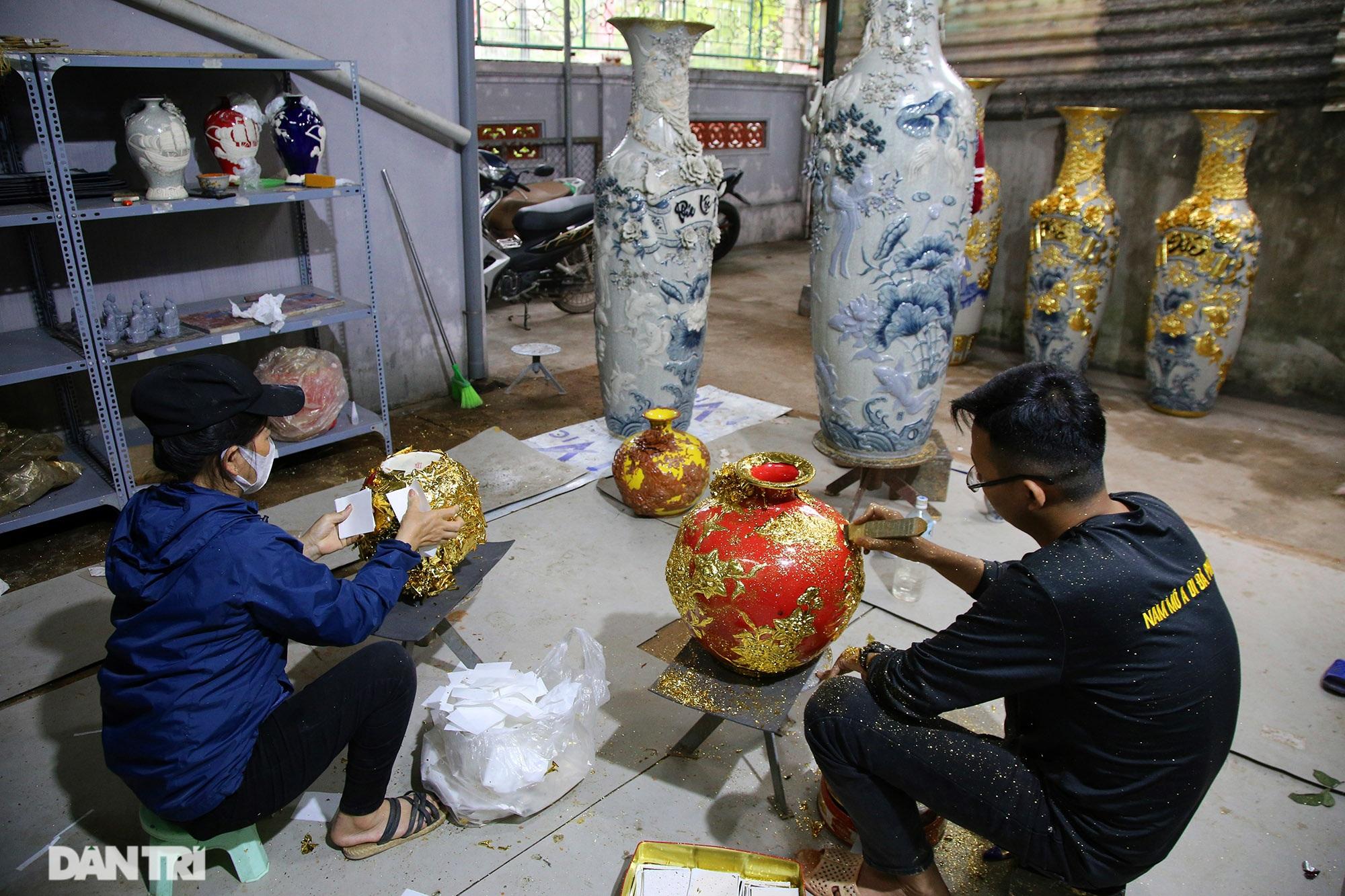 Nghề 300 năm đập vàng mỏng hơn giấy ở Hà Nội được công nhận là Di sản QG - 11