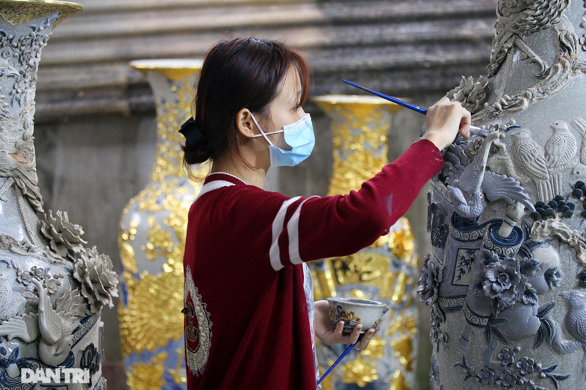 Nghề 300 năm đập vàng mỏng hơn giấy ở Hà Nội được công nhận là Di sản QG - 12
