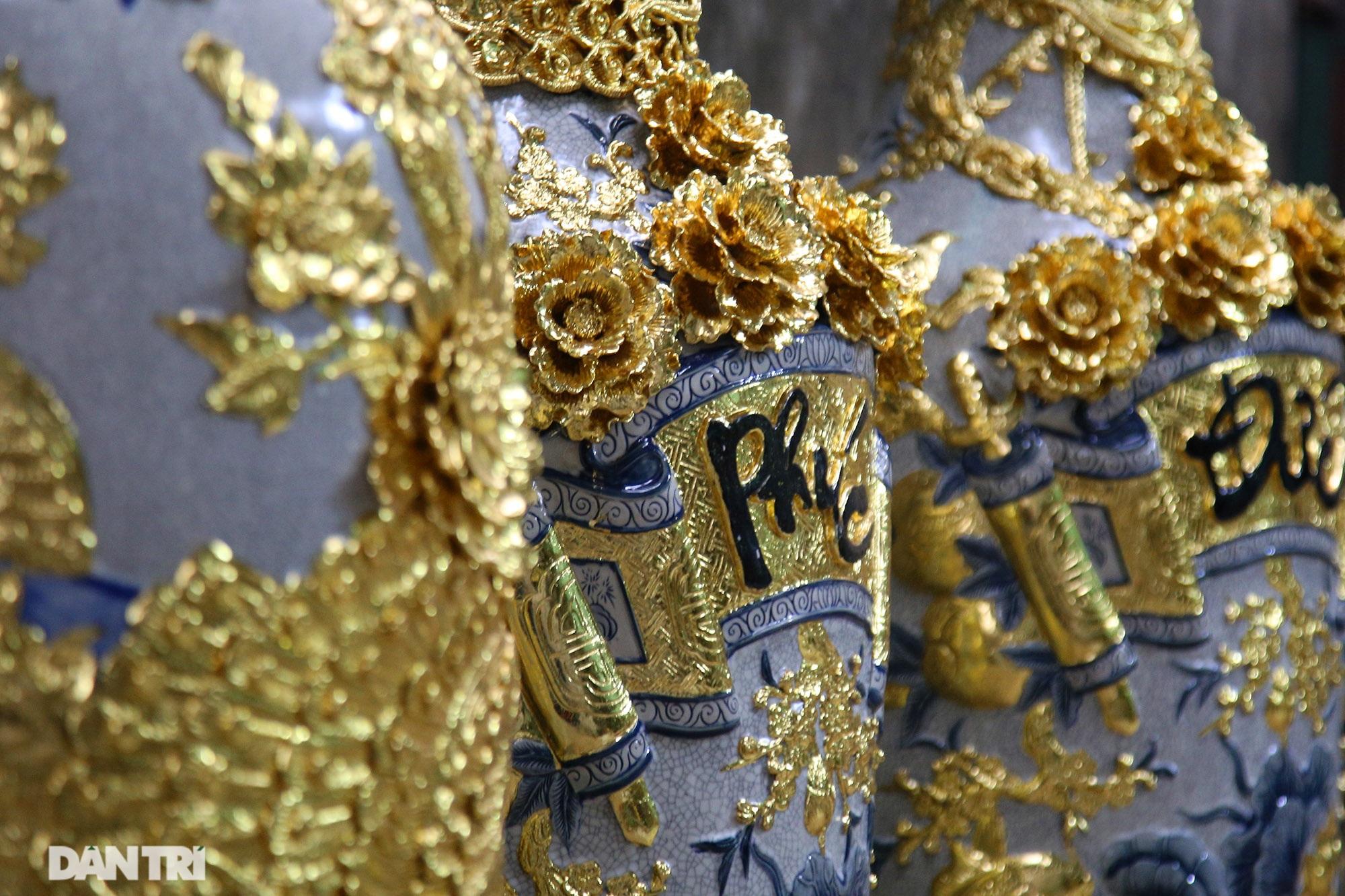 Nghề 300 năm đập vàng mỏng hơn giấy ở Hà Nội được công nhận là Di sản QG - 15