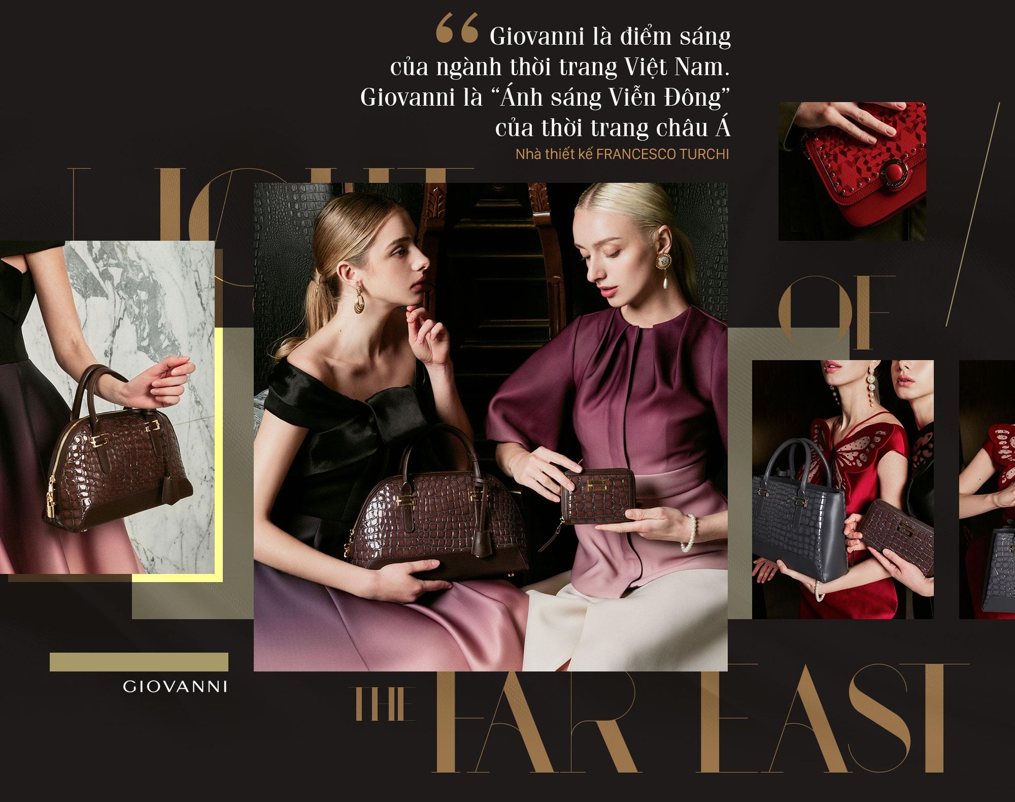 Hành trình ÁNH SÁNG VIỄN ĐÔNG của bậc thầy da giày thế giới cập bến thương hiệu thời trang GIOVANNI - 18