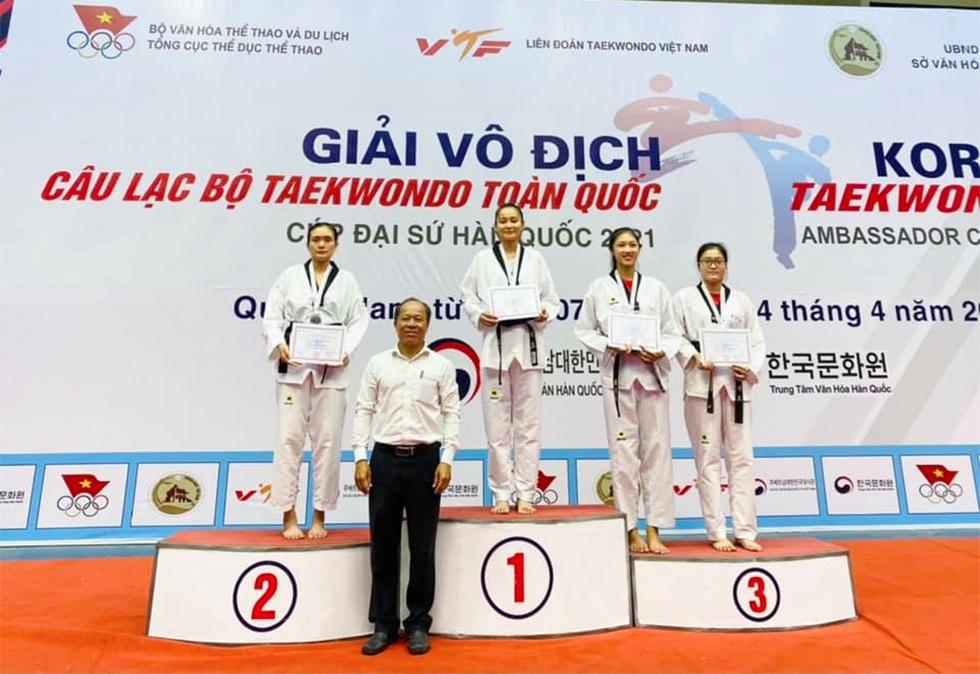Nguyễn Thị Hương: Bông hồng nở muộn của Taekwondo Việt Nam - 13