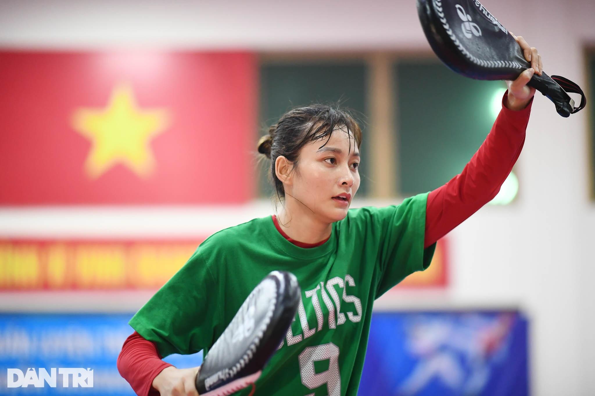 Nguyễn Thị Hương: Bông hồng nở muộn của Taekwondo Việt Nam - 2