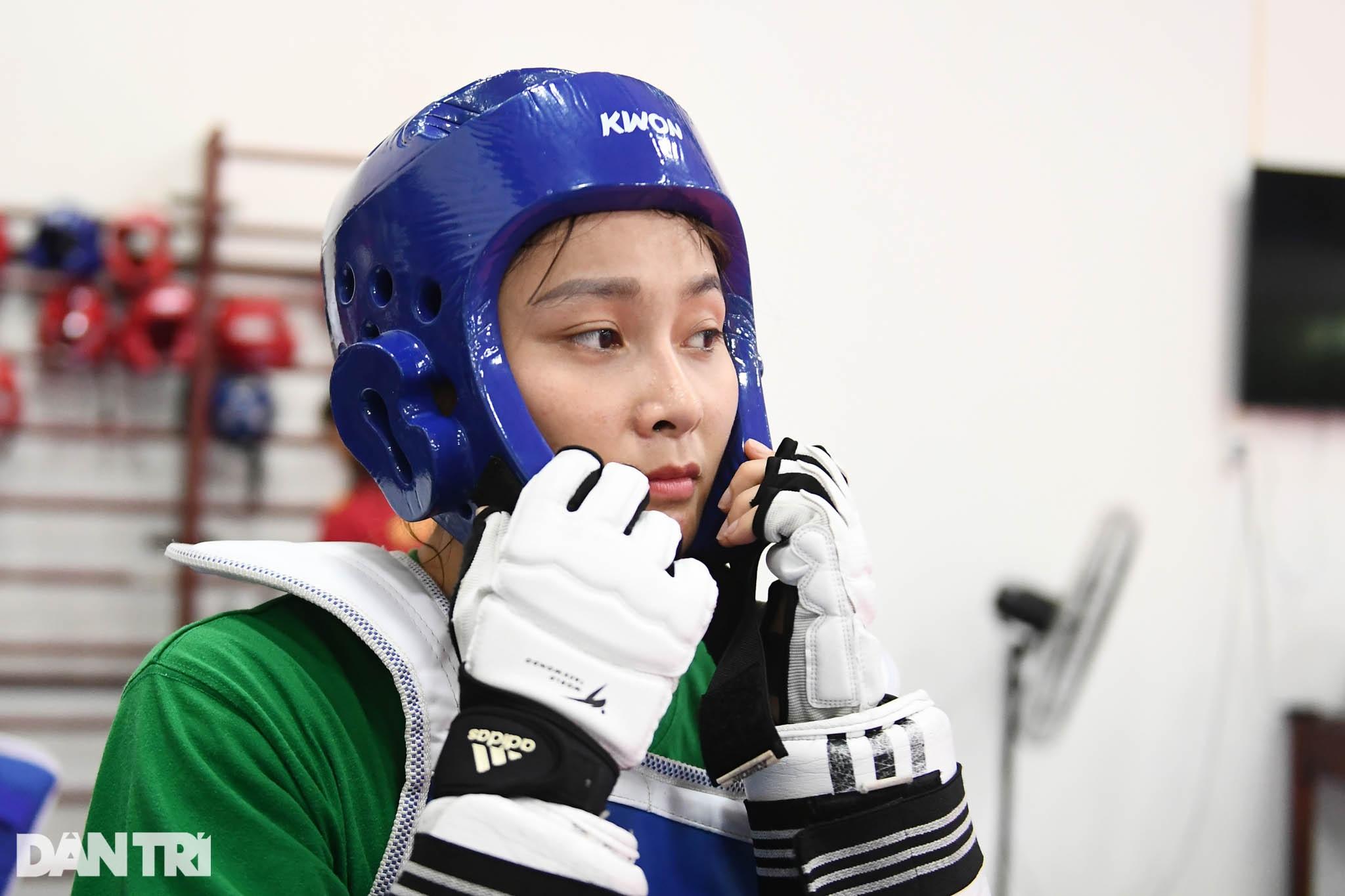 Nguyễn Thị Hương: Bông hồng nở muộn của Taekwondo Việt Nam - 3