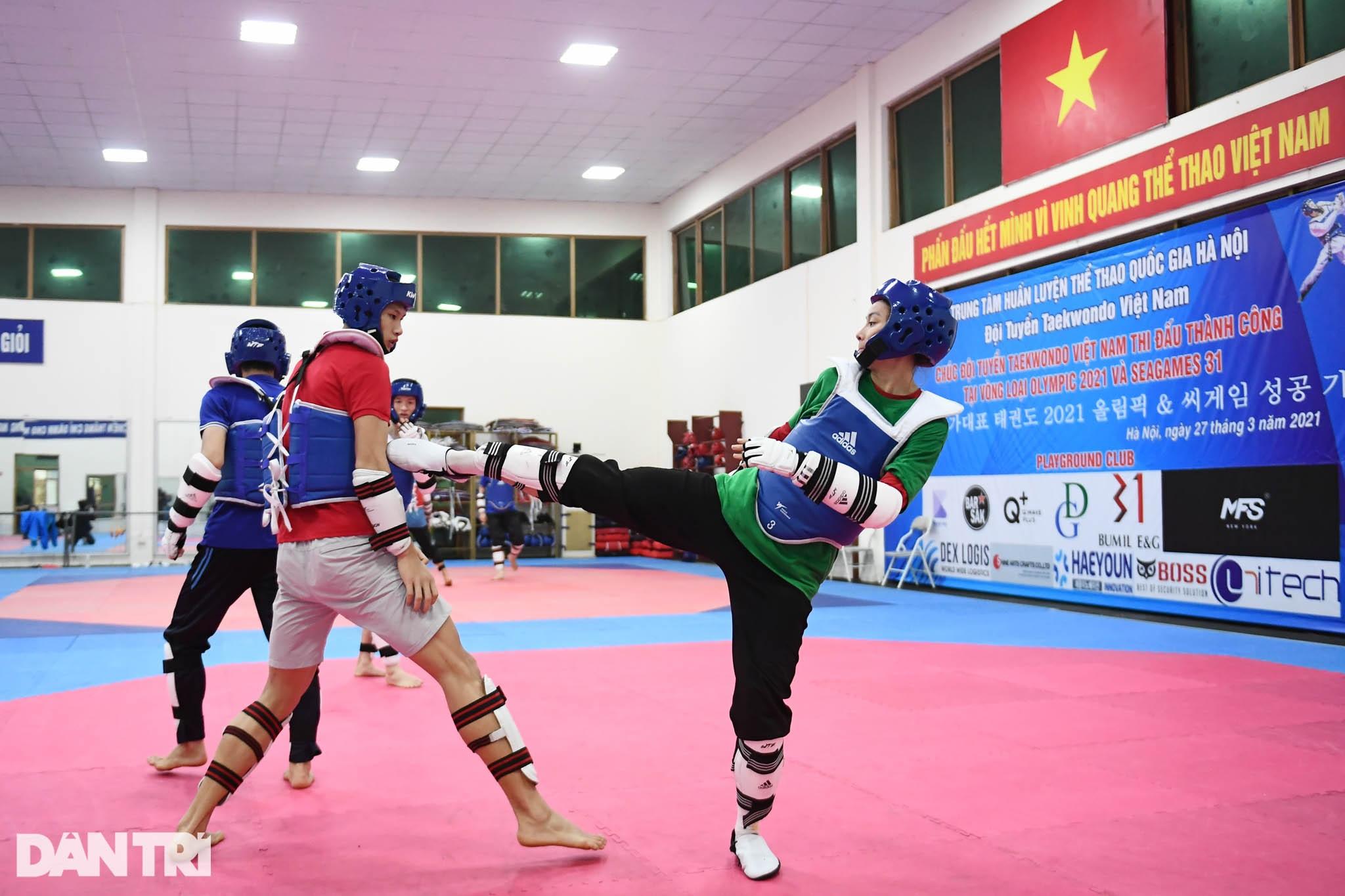 Nguyễn Thị Hương: Bông hồng nở muộn của Taekwondo Việt Nam - 8