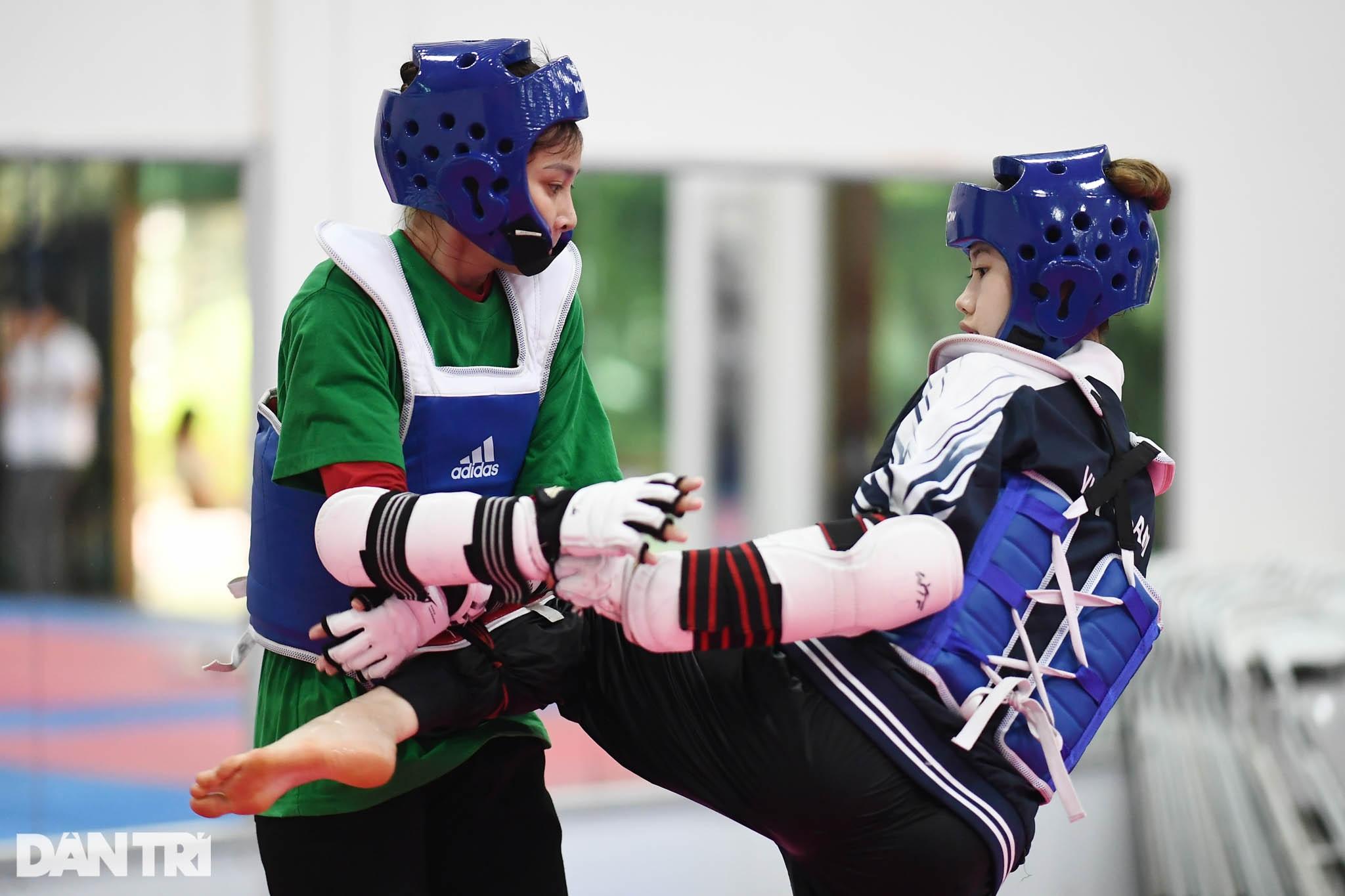 Nguyễn Thị Hương: Bông hồng nở muộn của Taekwondo Việt Nam - 7