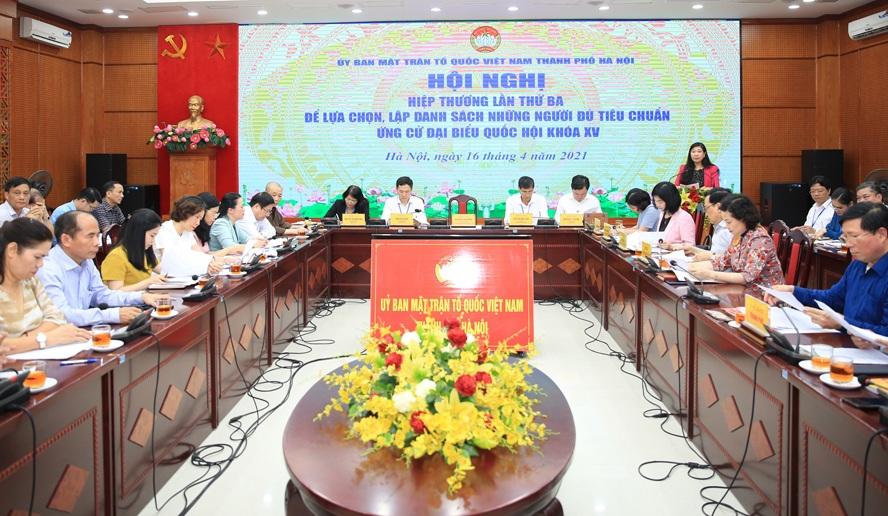 Giám đốc Bệnh viện Bạch Mai Nguyễn Quang Tuấn ứng cử đại biểu Quốc hội
