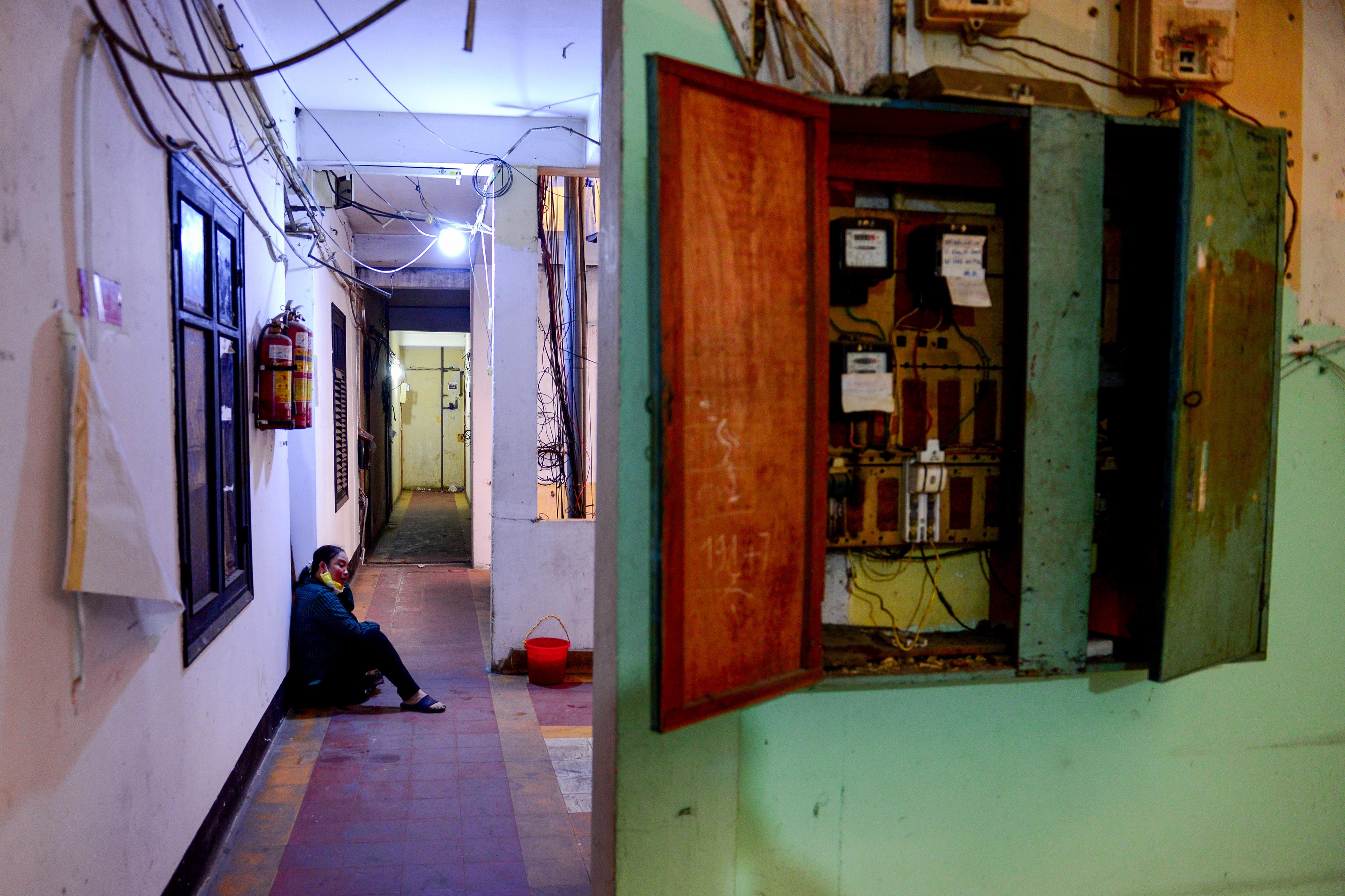 Lạ kỳ chung cư giữa trung tâm Sài Gòn chỉ có 5 gia đình sinh sống - 13