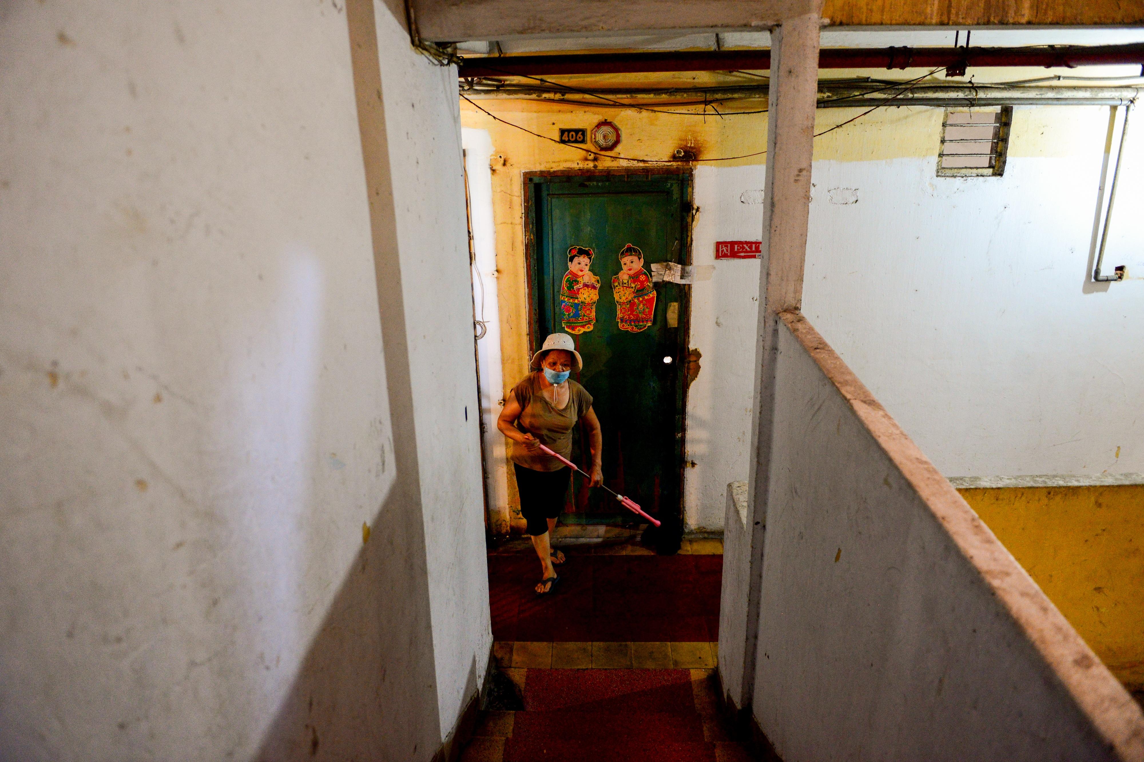Lạ kỳ chung cư giữa trung tâm Sài Gòn chỉ có 5 gia đình sinh sống - 14