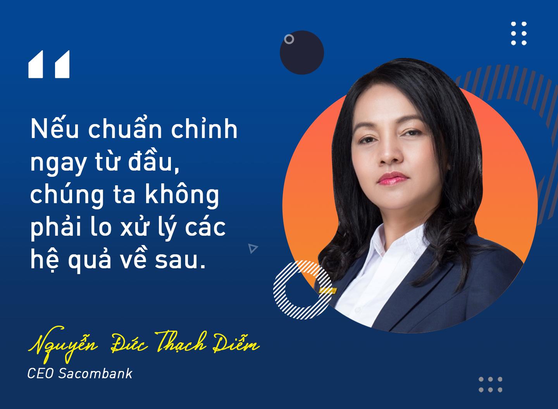 CEO Sacombank: Tôi chỉ là người làm công chuyên nghiệp - 4