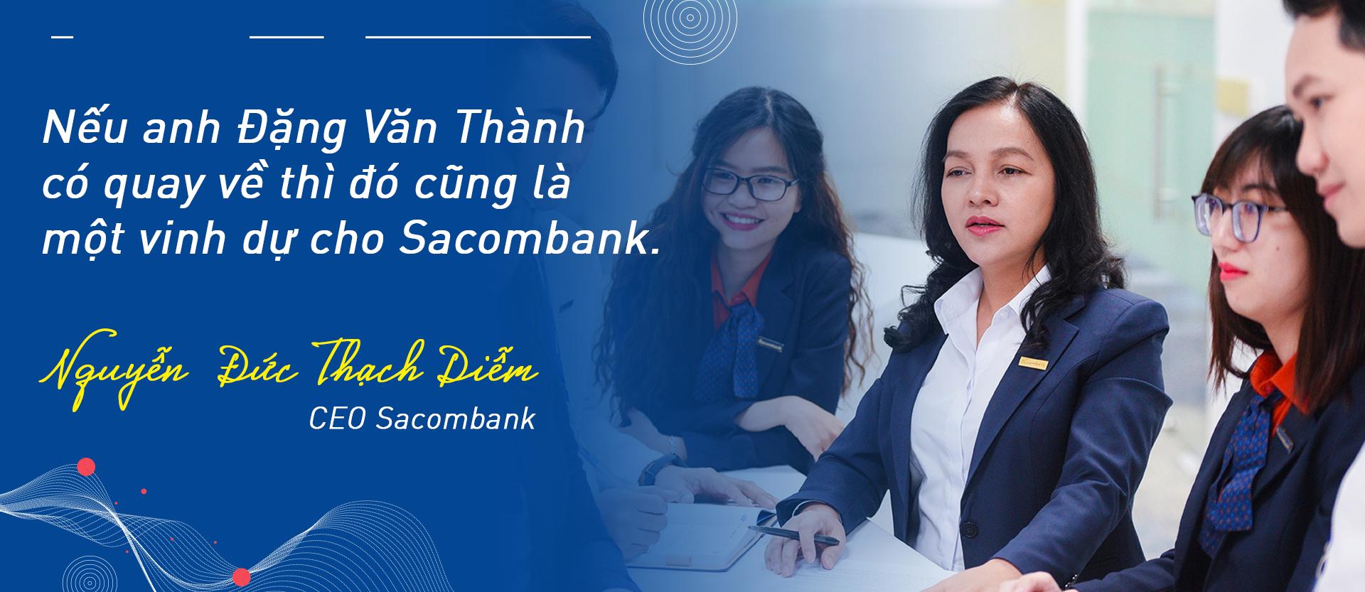 CEO Sacombank: Tôi chỉ là người làm công chuyên nghiệp - 10