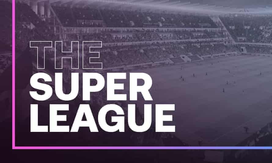 Bóng đá châu Âu hỗn loạn sau khi Europesn Super League ...