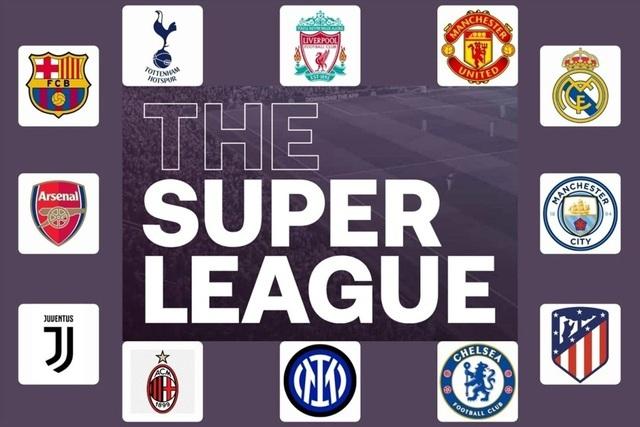 Nhìn lại 56 giờ náo loạn rồi nhanh chóng sụp đổ của European Super League - 1