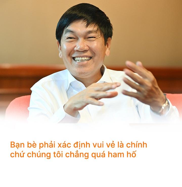 Tỷ phú đô la Trần Đình Long sợ gì? - 21