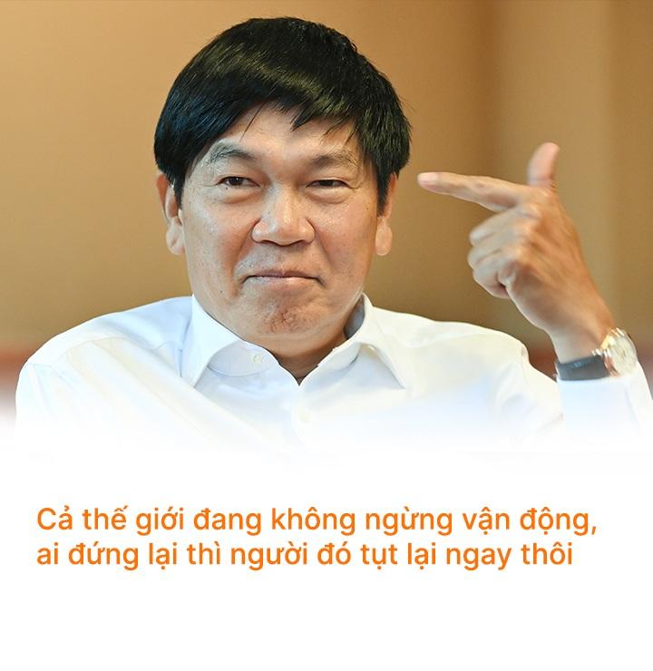 Tỷ phú đô la Trần Đình Long sợ gì? - 11