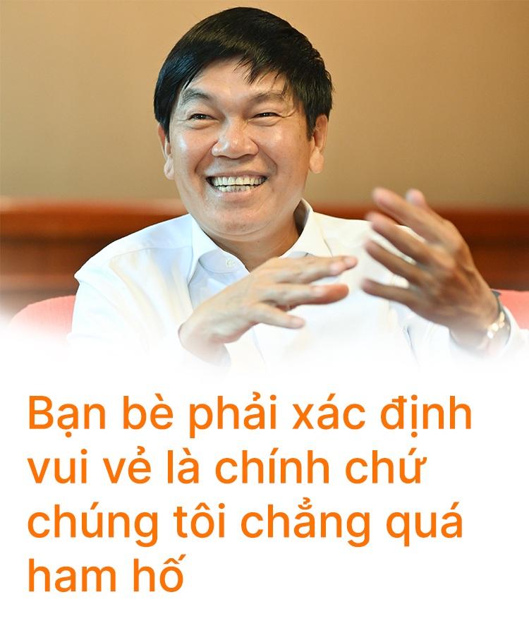 Tỷ phú đô la Trần Đình Long sợ gì? - 22