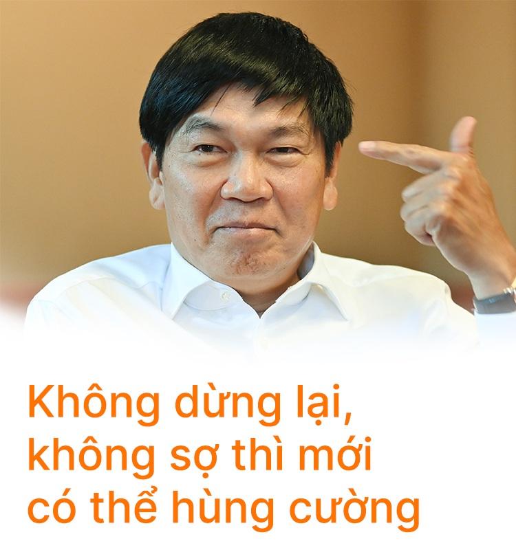 Tỷ phú đô la Trần Đình Long sợ gì? - 12