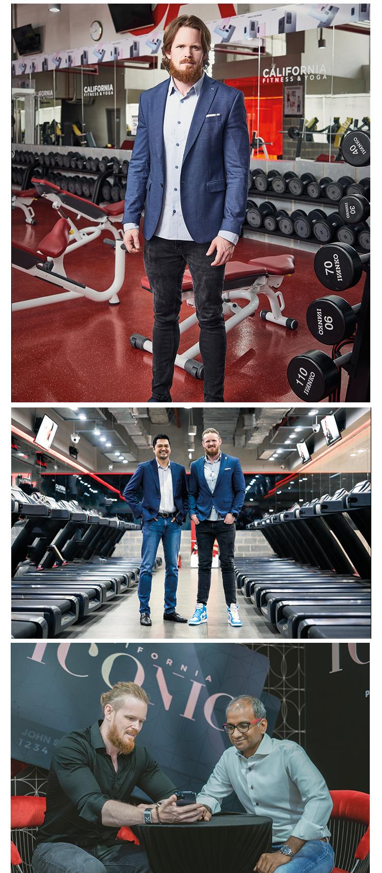 CEO của California Fitness  Yoga: Xe có thể thay mới nhưng cơ thể của bạn thì không - 2
