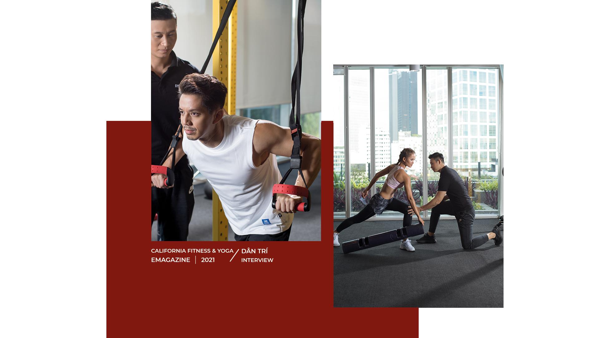 CEO của California Fitness  Yoga: Xe có thể thay mới nhưng cơ thể của bạn thì không - 7