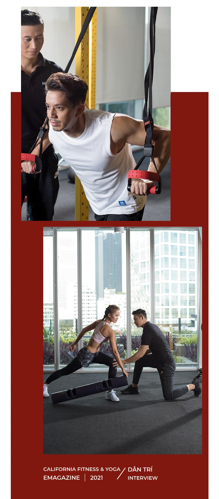 CEO của California Fitness  Yoga: Xe có thể thay mới nhưng cơ thể của bạn thì không - 8