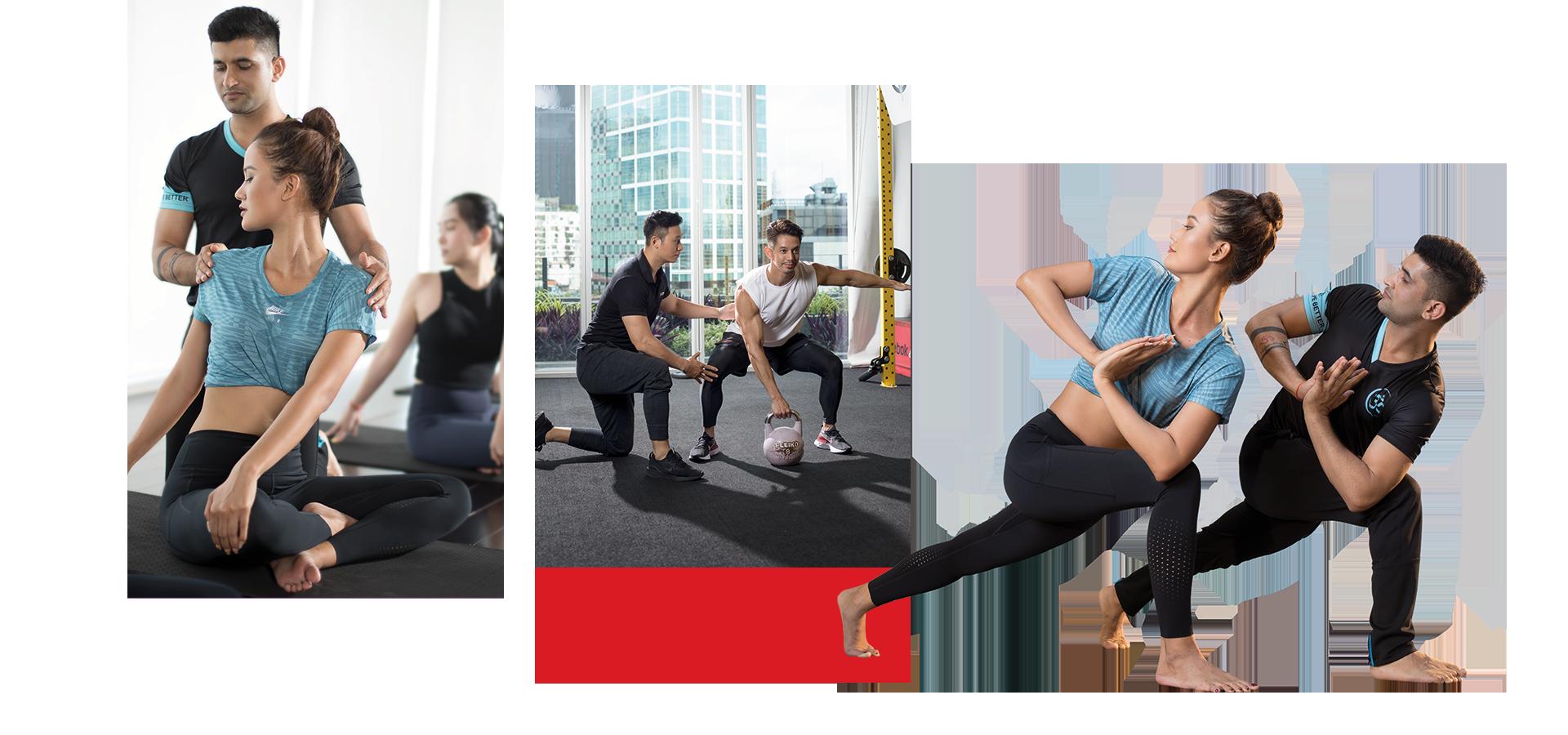 CEO của California Fitness  Yoga: Xe có thể thay mới nhưng cơ thể của bạn thì không - 13