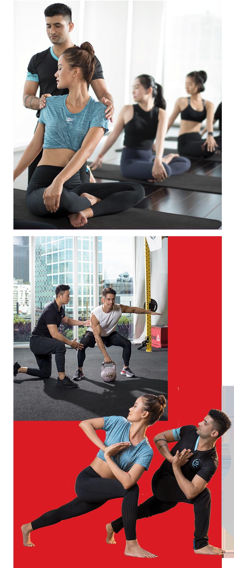 CEO của California Fitness  Yoga: Xe có thể thay mới nhưng cơ thể của bạn thì không - 14