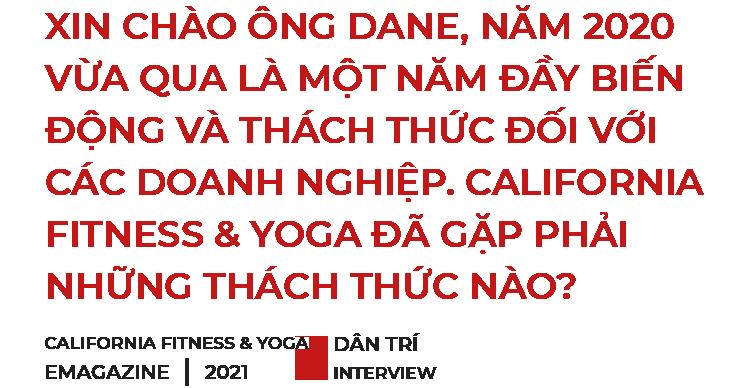 CEO của California Fitness  Yoga: Xe có thể thay mới nhưng cơ thể của bạn thì không - 4