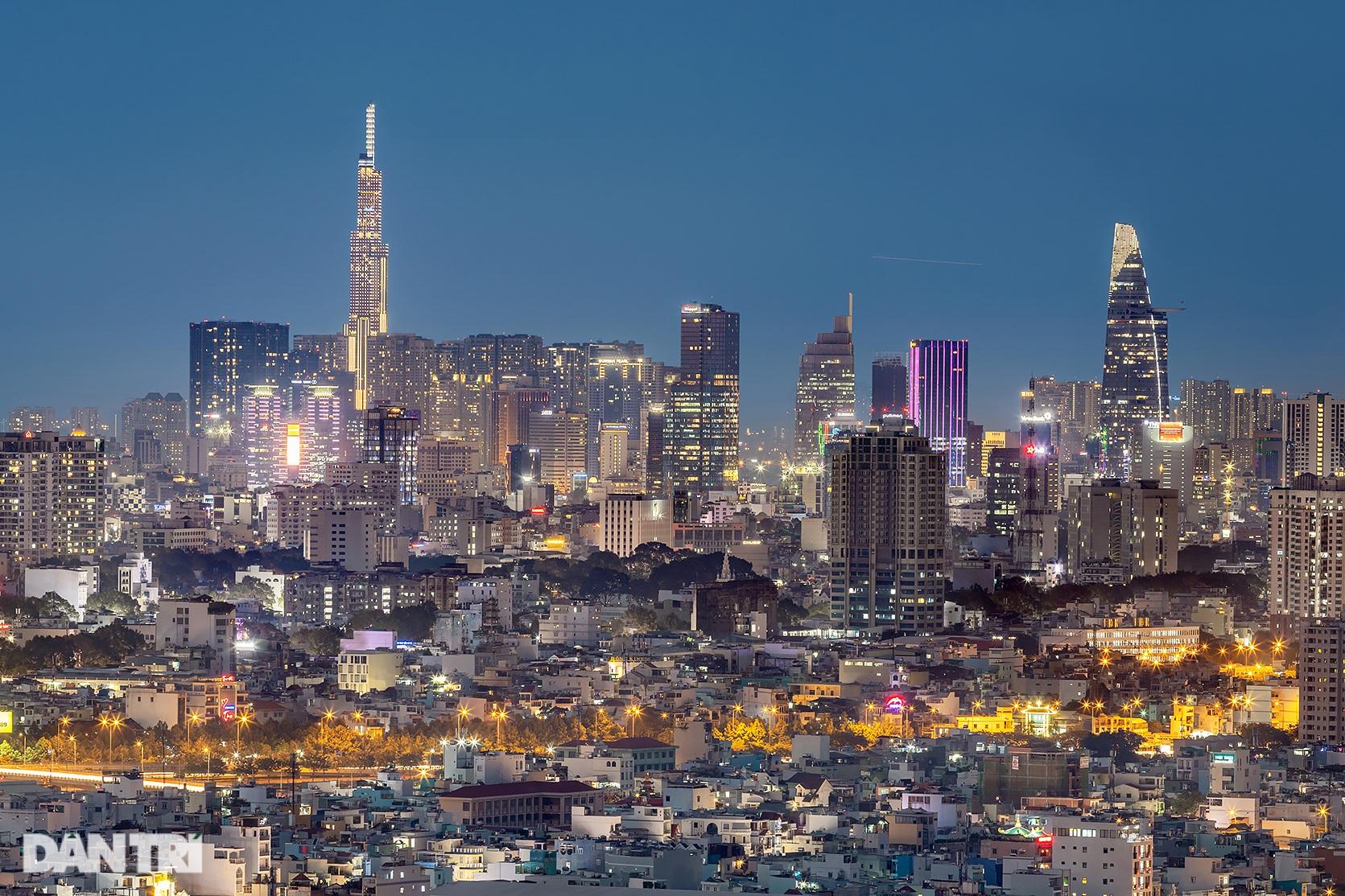 Thành phố Hồ Chí Minh - Vẻ đẹp của một Siêu đô thị hiện đại - 16
