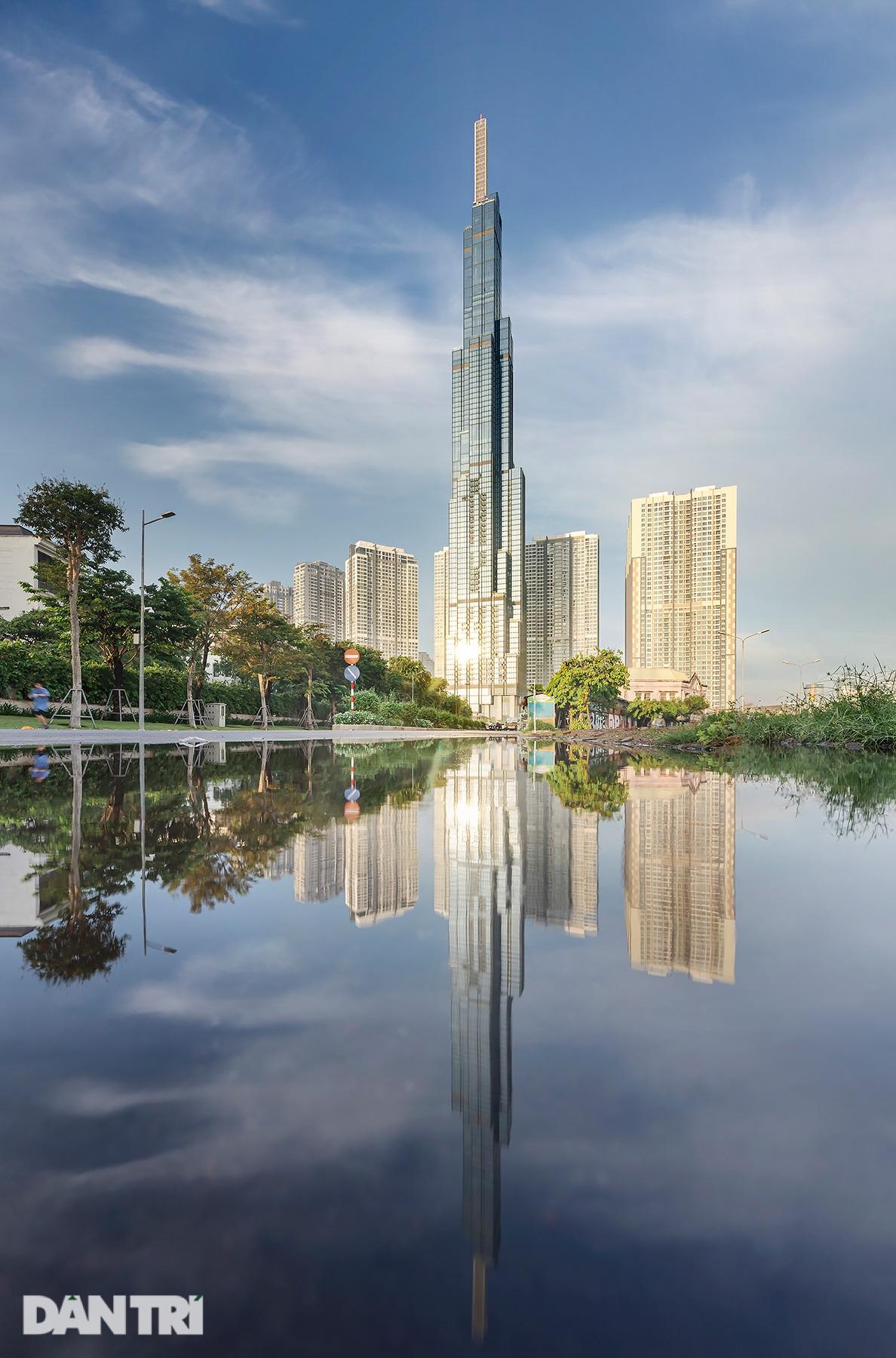 Thành phố Hồ Chí Minh - Vẻ đẹp của một Siêu đô thị hiện đại - 8