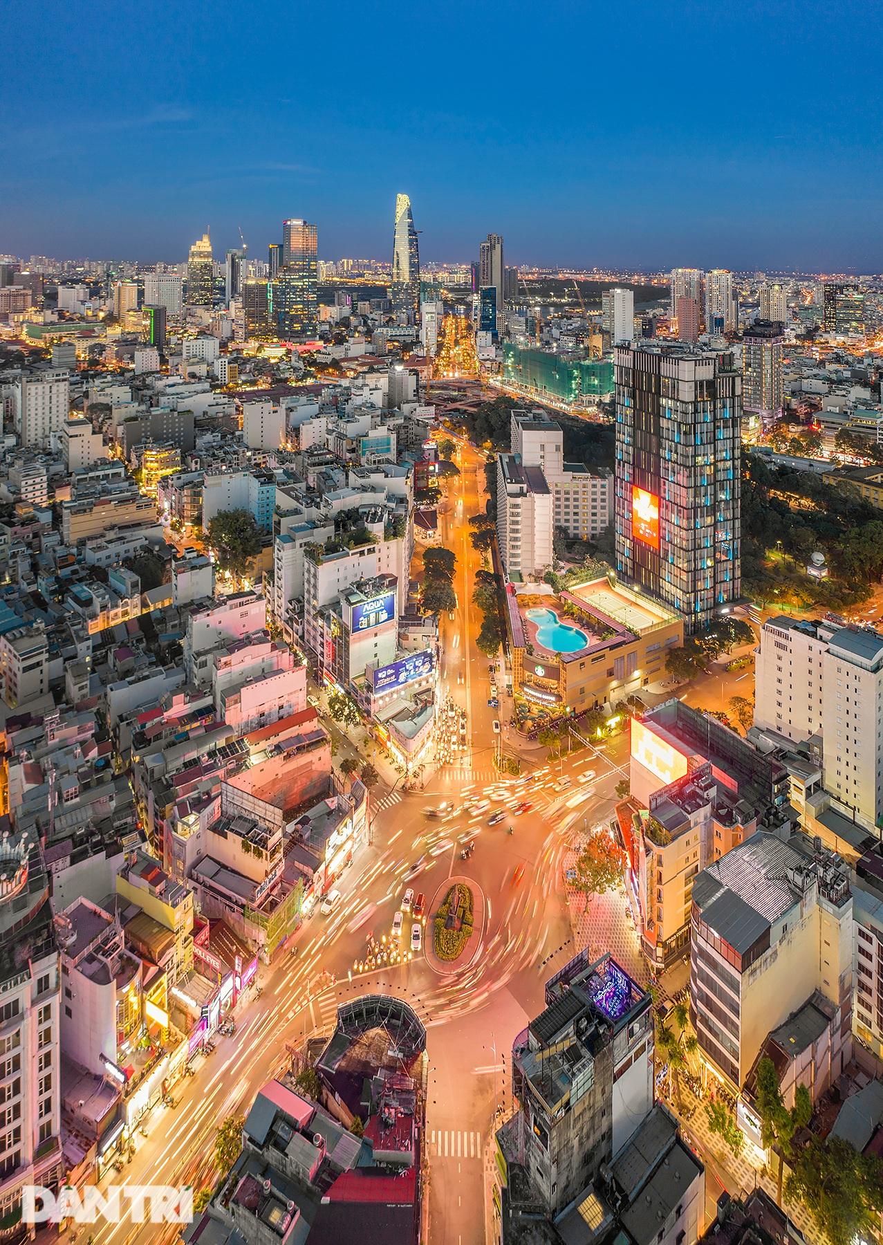 Thành phố Hồ Chí Minh - Vẻ đẹp của một Siêu đô thị hiện đại - 15