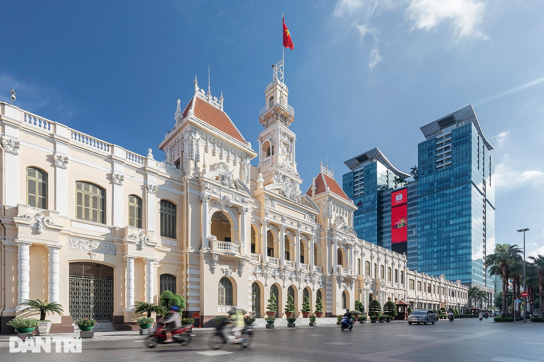 Thành phố Hồ Chí Minh - Vẻ đẹp của một Siêu đô thị hiện đại - 1