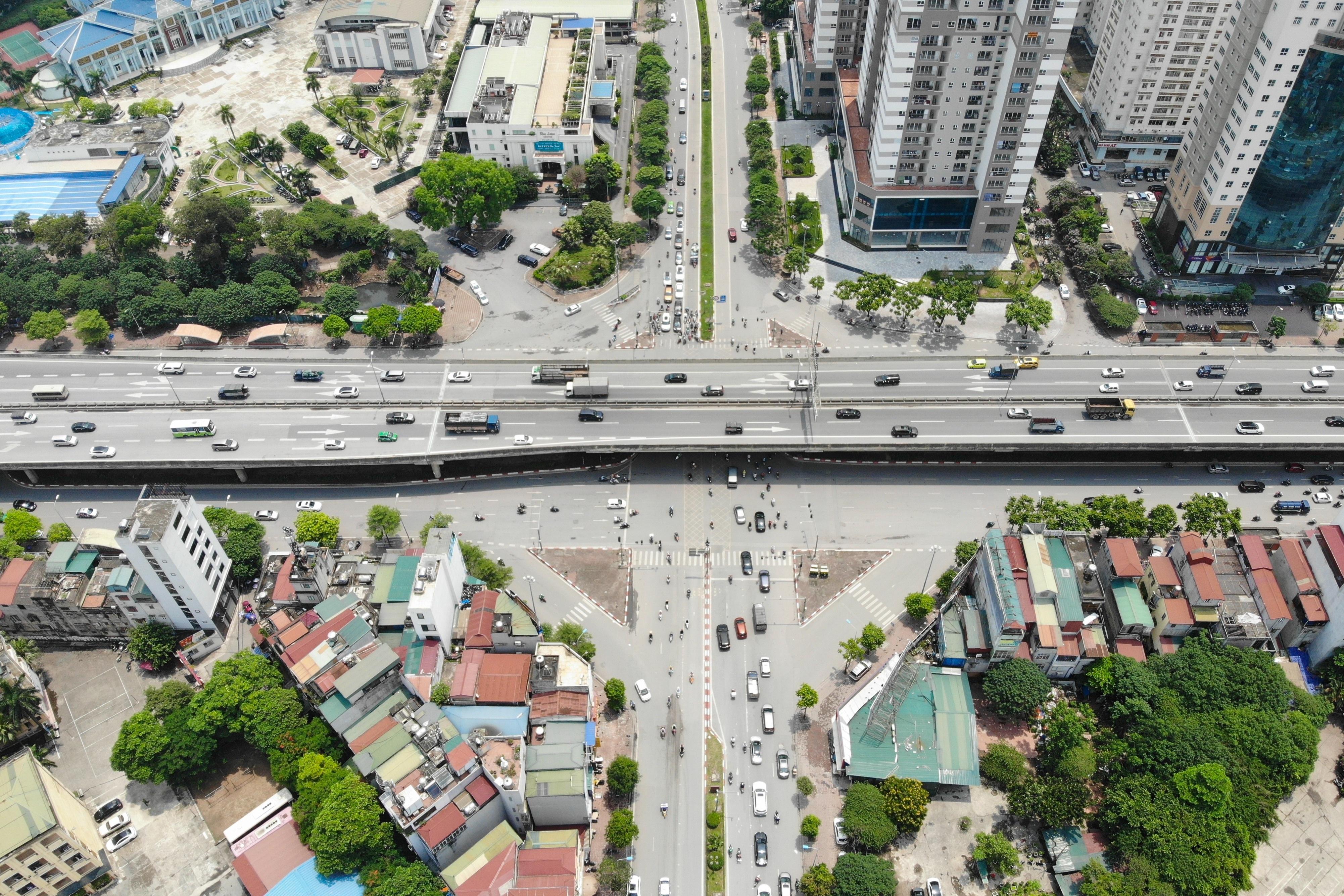 Giá căn hộ ở Hà Nội tăng mạnh nhờ hạ tầng?