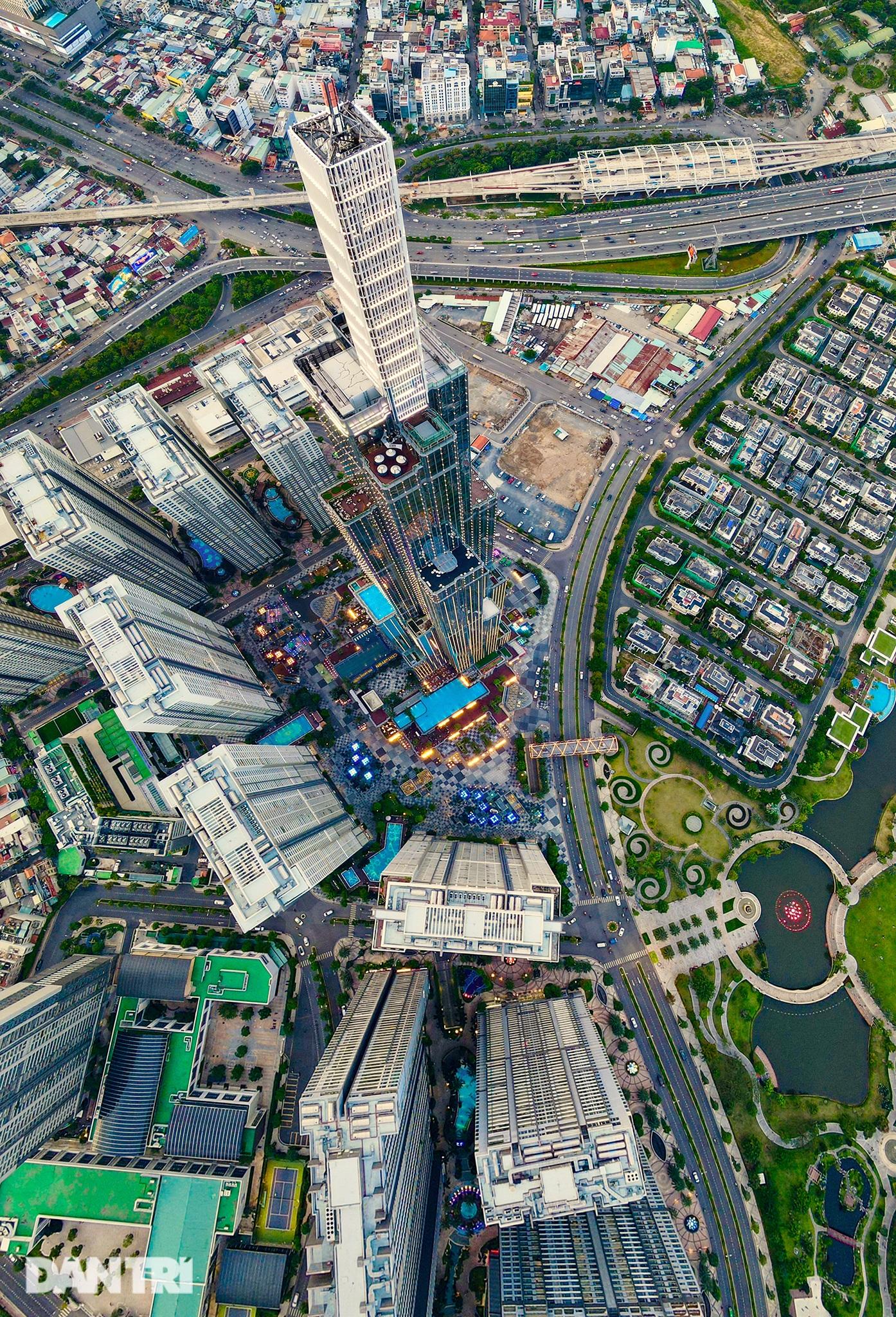 Thành phố Hồ Chí Minh - Vẻ đẹp của một Siêu đô thị hiện đại - 7