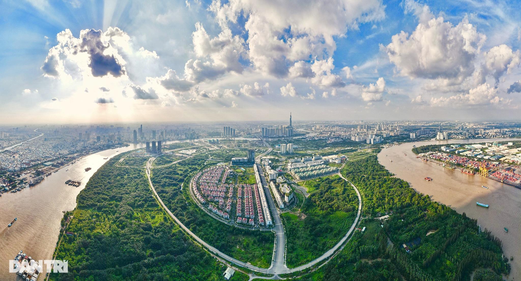 Thành phố Hồ Chí Minh - Vẻ đẹp của một Siêu đô thị hiện đại - 9