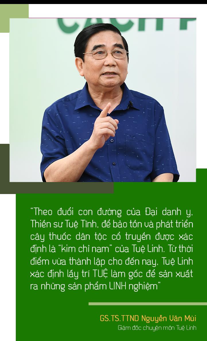Hành trình 17 năm nâng tầm kho thuốc trời cho của người Việt - 4