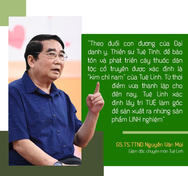 Hành trình 17 năm nâng tầm kho thuốc trời cho của người Việt - 3
