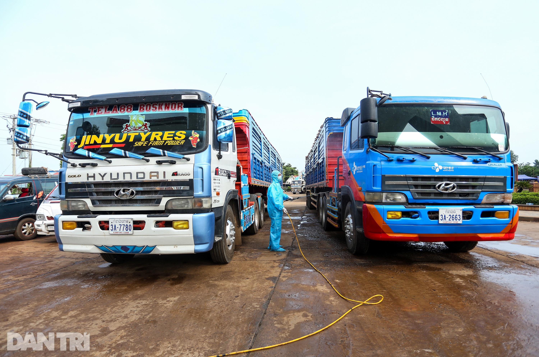 Biệt đội đánh xe thuê ở cửa khẩu biên giới Tây Ninh với Campuchia - 2