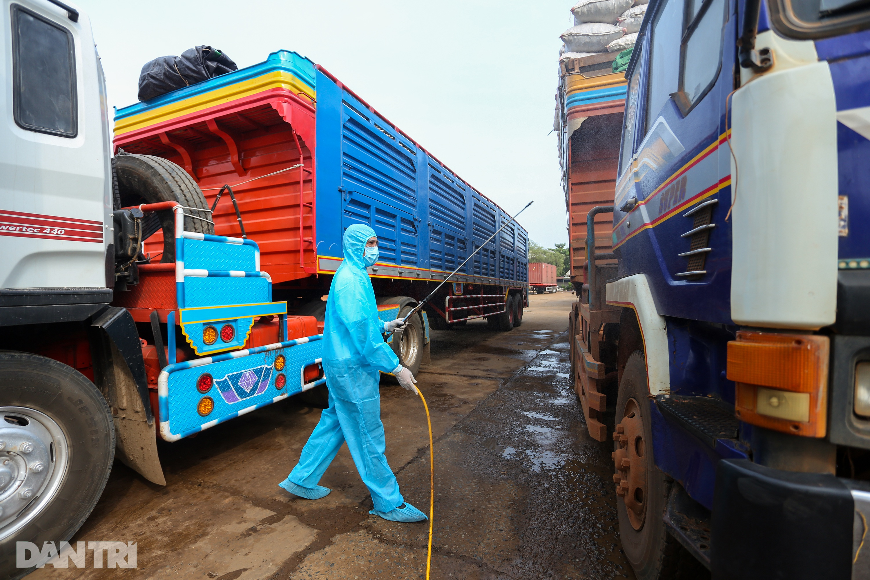 Biệt đội đánh xe thuê ở cửa khẩu biên giới Tây Ninh với Campuchia - 4