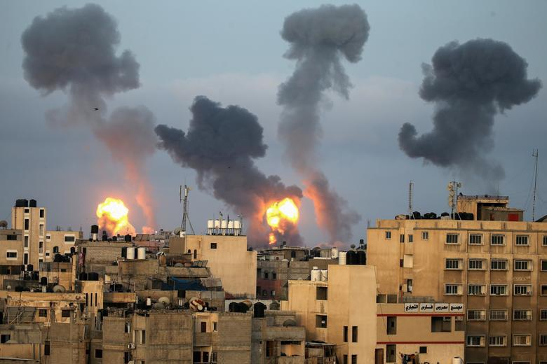 11 ngày chiến sự khốc liệt đốt nóng Trung Đông - 12