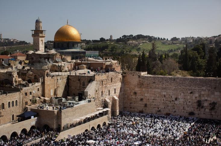 Xung đột ngàn năm Israel - Palestine đốt nóng vùng đất thiêng - 2