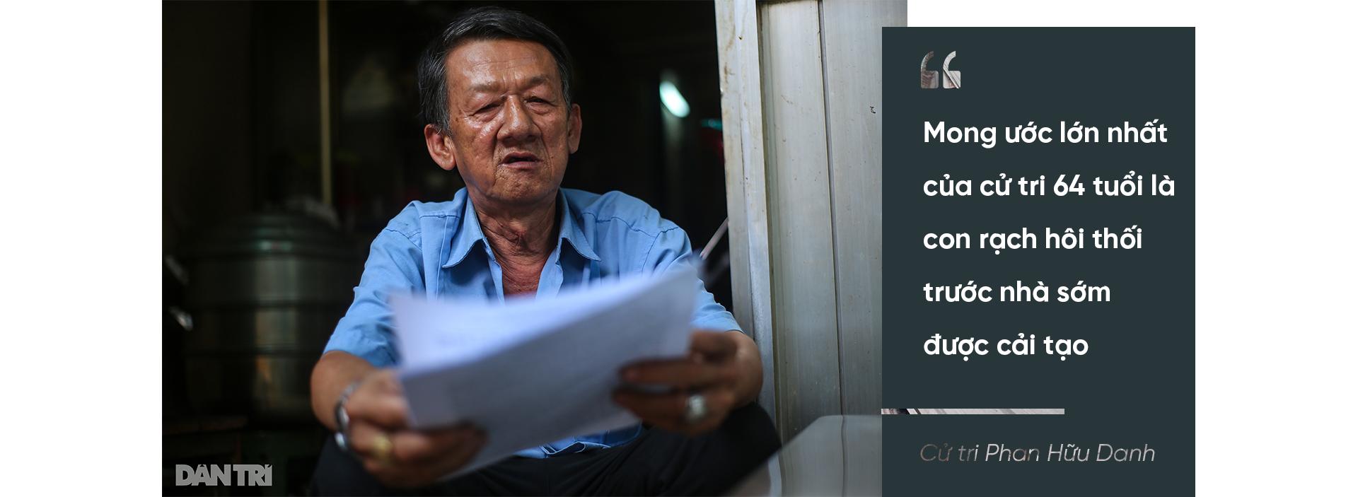 Mong ước nối 2 thế kỷ của dân sống ven con rạch khủng khiếp nhất Sài Gòn - 3
