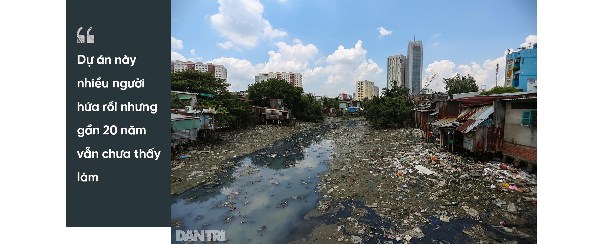 Mong ước nối 2 thế kỷ của dân sống ven con rạch khủng khiếp nhất Sài Gòn - 10
