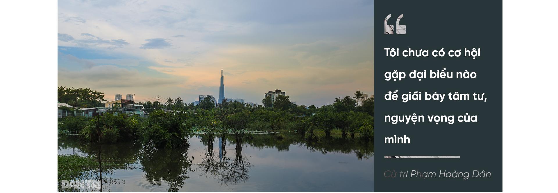 Mong ước nối 2 thế kỷ của dân sống ven con rạch khủng khiếp nhất Sài Gòn - 13
