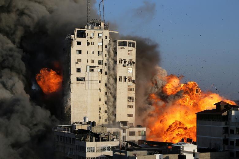 11 ngày chiến sự khốc liệt đốt nóng Trung Đông - 13