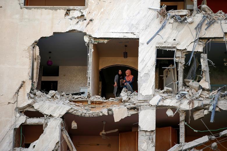 11 ngày chiến sự khốc liệt đốt nóng Trung Đông - 17