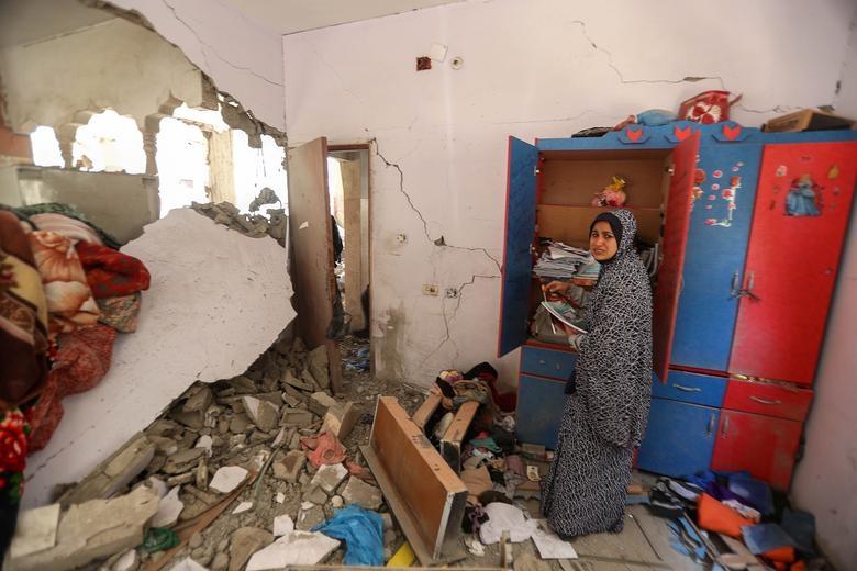 11 ngày chiến sự khốc liệt đốt nóng Trung Đông - 18